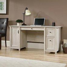 Teknik Office Chalked Wood Computer Desk