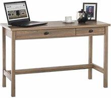 Teknik Office Study Desk in Oak