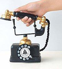 Telephone Model Retro Home Furniture Phone