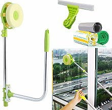 Telescopic Safe Window Cleaner Cleaning Kit
