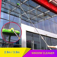 Telescopic Window Cleaner, Window Washing Cleaning