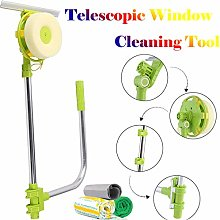 Telescopic Window Cleaning Washing Kit Equipment