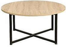 Telford Industrial Round Coffee Table