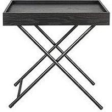 Telford Tray Table - Black