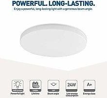 Tellur WiFi LED Smart Ceiling Light, 24 W, 2400