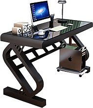 Tempered Glass Desk Computer Surface Exquisite
