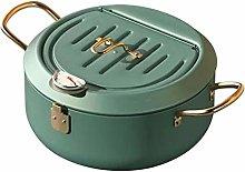 Tempura Deep Fryer Home Double Handle Cooking Tool