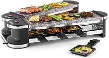 Tenderloin 100 Raclette Grill 1200W 8 Persons 2 x