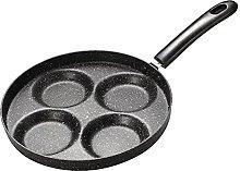 Tendia 4-Cup Egg Frying Pan Non Stick Egg Cooker