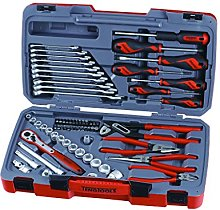 Teng T3867 3/8-inch Tool Set Drive (67 Pieces)