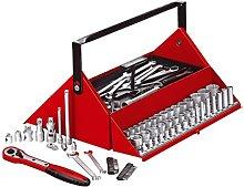 Teng TC187 Mega Rosso Tool Kit (187 Pieces)