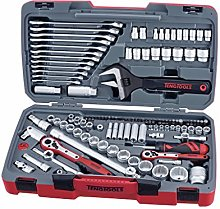 Teng TM127 Tool Set 1/4, 3/8 and 1/2in Drive (127