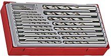 Teng Tools 28 Piece Drill Bit Set Tool control