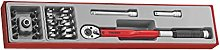"Teng Tools 3/8"" Torque Wrench / Crowfoot Set"