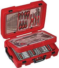 Teng Tools SC04 100 Piece Tool Set Service Case