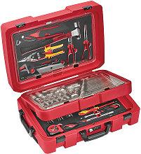 Teng Tools SCE2 Service Case EVA Tool Set with BP