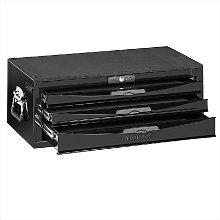 Teng Tools TC803NBK Black 3 Drawer Middle Tool Box