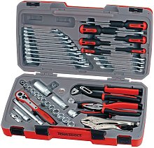 Teng Tools - Teng T3848 3/8in Drive 48 Pieces