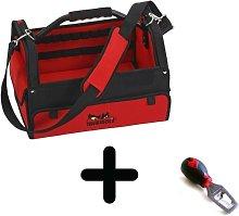 TENG Tools Tote Carry Tool Bag Metal Handle