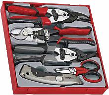 Teng Tools TTDCT05 5 Piece Cutting Tool Set