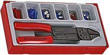 Teng TTCP121 Crimping Tool Set (121 Pieces)