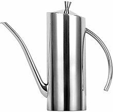 Tenlacum Stainless Metal Jug Can Pourer Vinegar