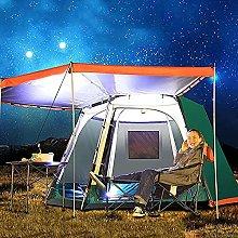 Tent 5-6 Person/Man, Camping Tent, Waterproof Pop