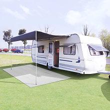Tent Carpet 200x1000 cm White