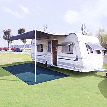 Tent Carpet 250x300 cm Blue