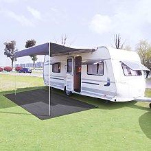 Tent Carpet 250x500 cm Anthracite - Anthracite
