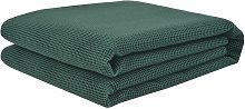 Tent Carpet 250x600 cm Green QAH01488 - Hommoo