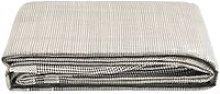 Tent Carpet 500x250 cm Dark Grey - Grey - Vidaxl