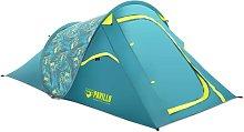 Tent Coolrock 2 Blue - Blue - Pavillo