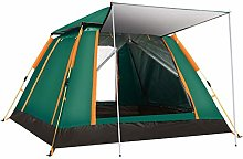 Tent Teepee For Adults 3-4 Person Family Camping,