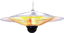 TEPET Electrical Patio Heater Electric Light