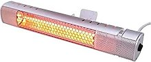 TEPET Standing Waterproof Electric Infrared Heater