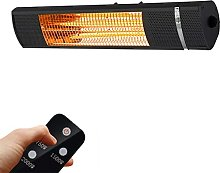 TEPET Wall-Mounted Patio Heater, Electric Heater