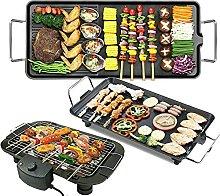 Teppanyaki Grill Electric Cooking Plate Smokeless