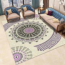 TEPPICH-CY-ZK Carpets Indoor Large Carpets Purple