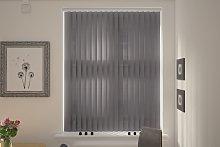 Teramo Dark Grey Replacement Vertical Blind Slats