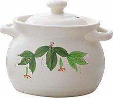 Terracotta Casserole Pot Ceramic Casserole Clay