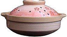 Terracotta Stew Pot Clay - Soup Pot Crock Pot
