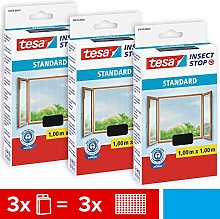 Tesa Insect Stop Standard Fly Screen for Windows,