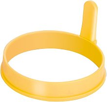 Tescoma Egg Cutter, Silicone, Yellow
