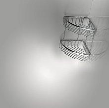 Tess Corner Double Shower Basket Belfry Bathroom