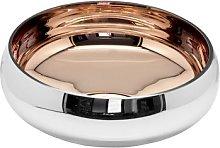 Tessin Salad Bowl Edzard Colour: Copper
