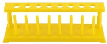 Test Tube-Plastic Test Tube Rack 8 Holes Holder
