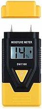 Tester Moisture Meter - 3 in 1 Wood/Building