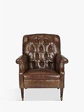 Tetrad Flynn Leather Armchair