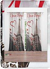 Tex Family Tent I Love Paris cm.160X300 Made in